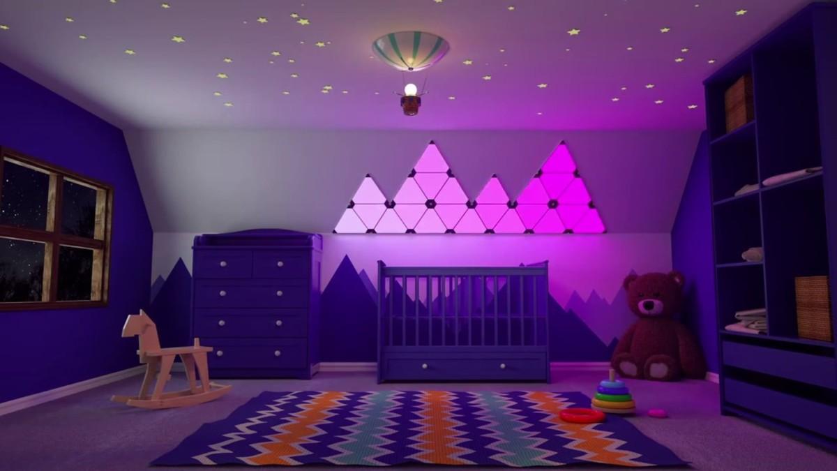 Nanoleaf Aurora: Fantastic Fun With Smart LED Lighting