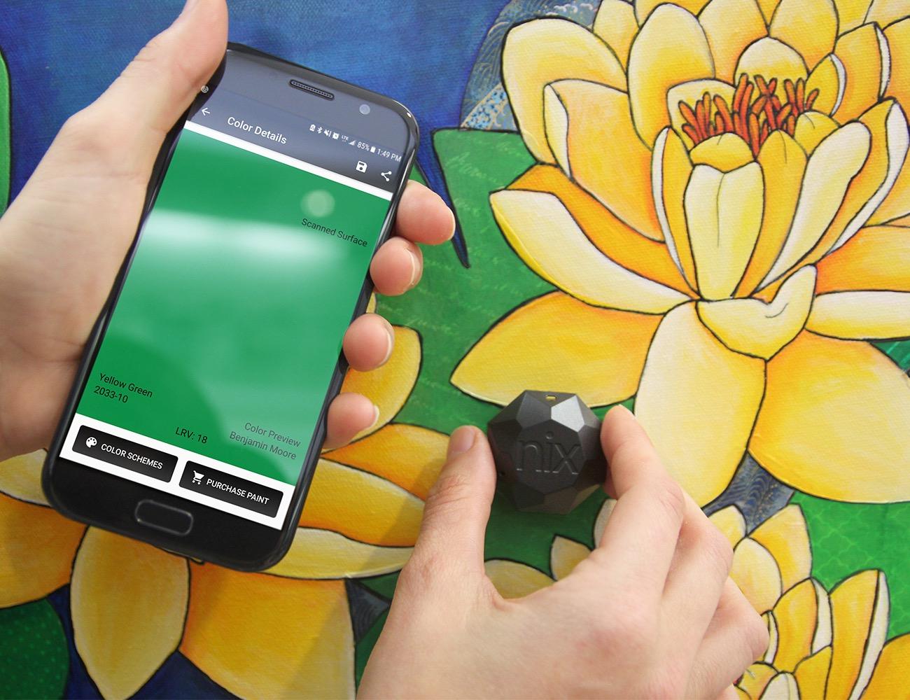 Nix Mini Color Sensor