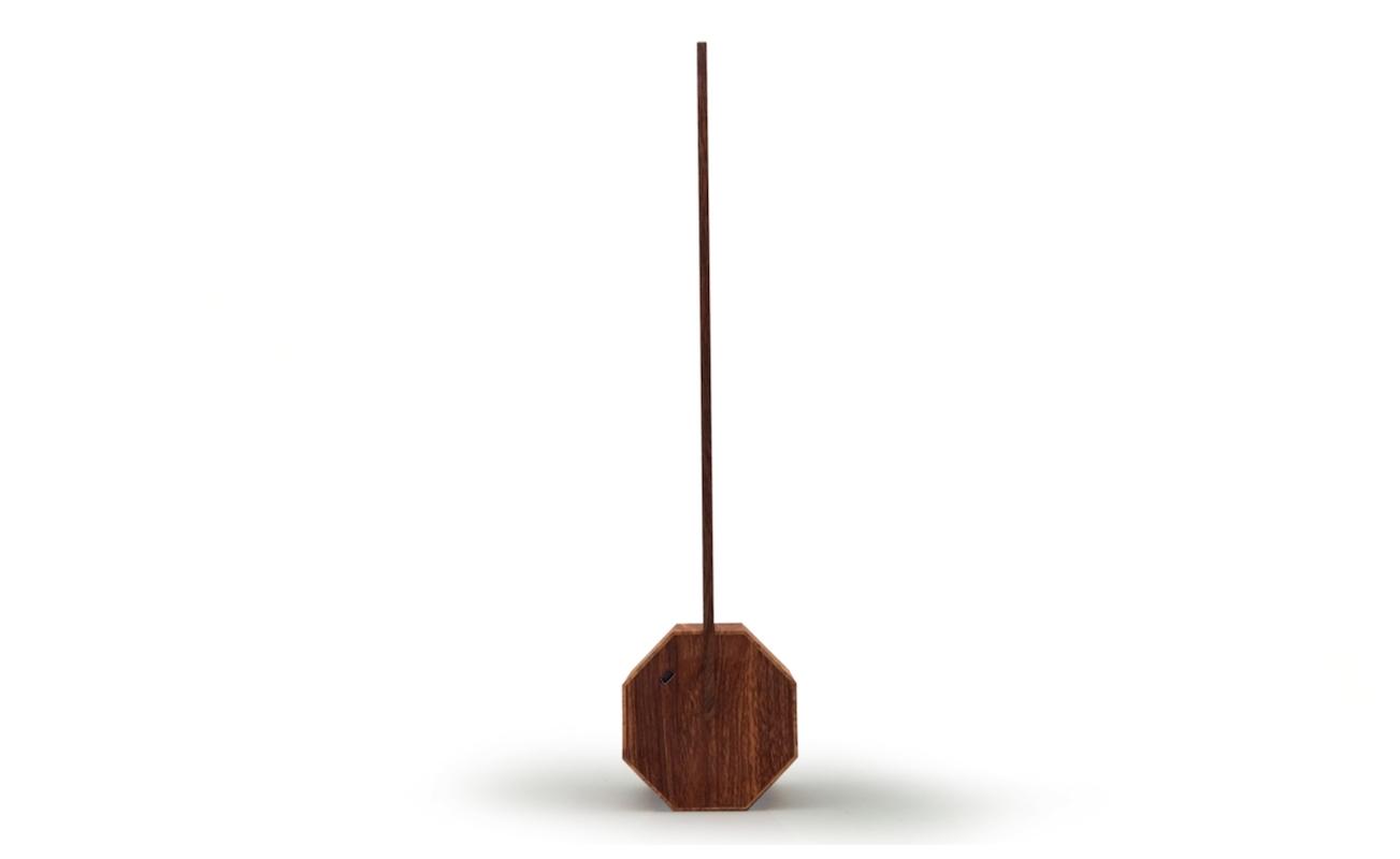 Octagon One Geometric Desk Lamp