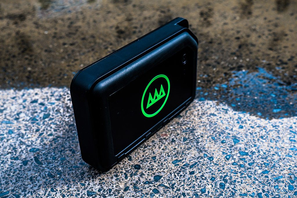 The GNARBOX: Smart Rugged External Drive with an Even Smarter App