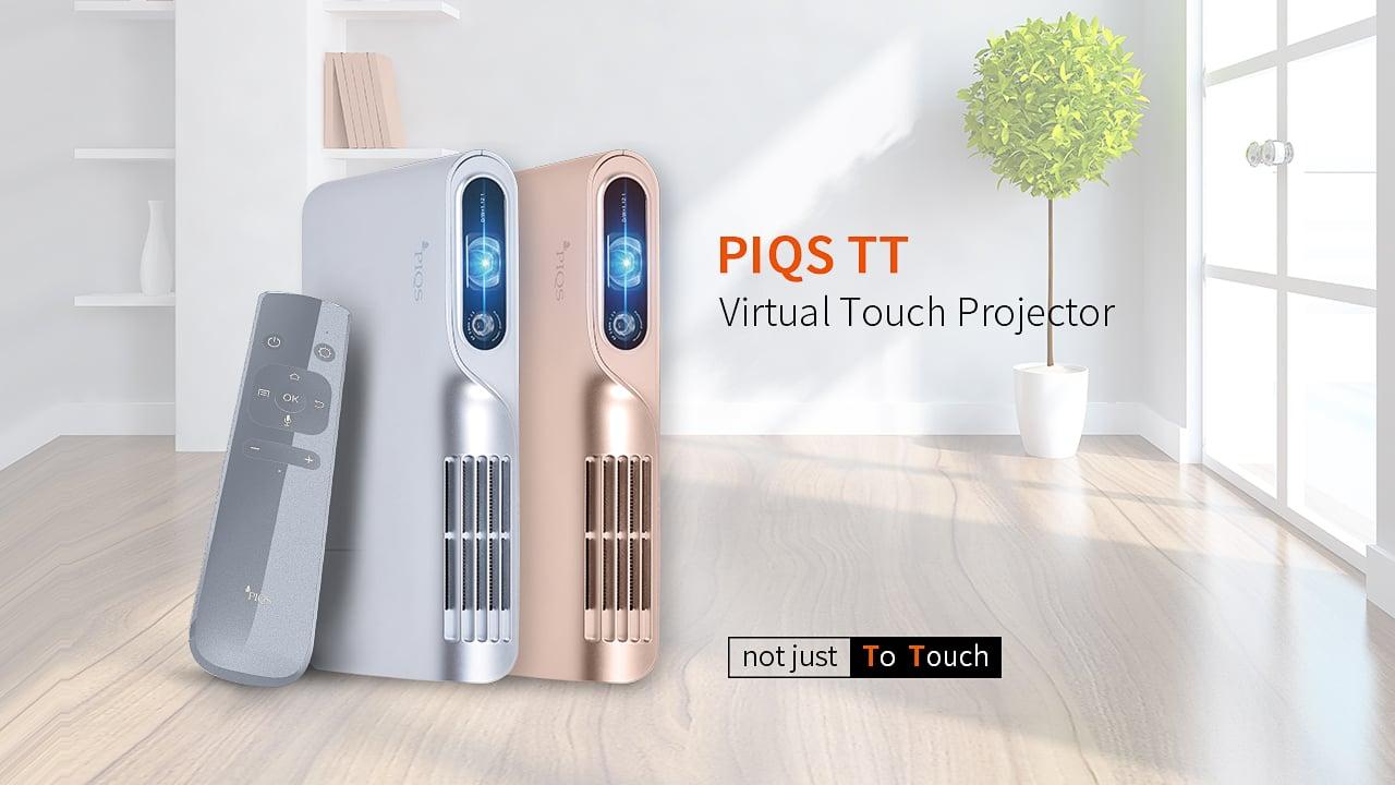 PIQS TT Virtual Touch Projector