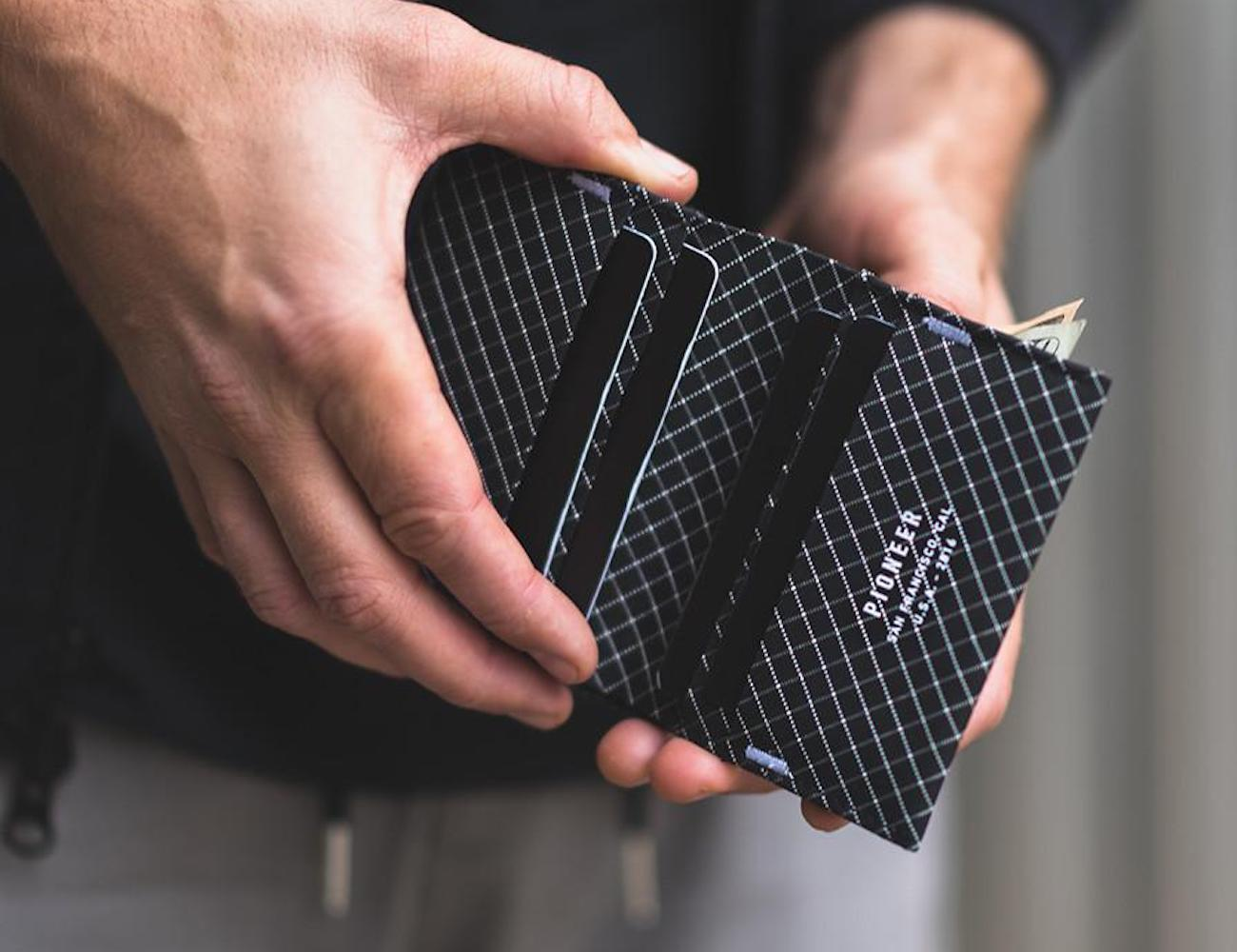 Pioneer Division 10XD Ripstop Bifold Wallet