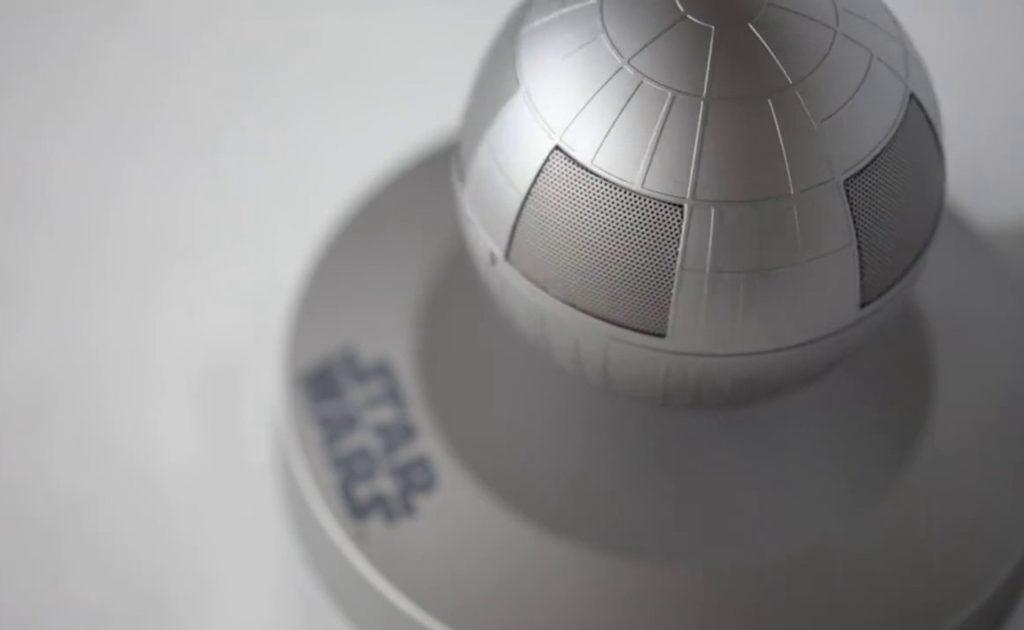 Plox Star Wars Levitating Death Star Speaker