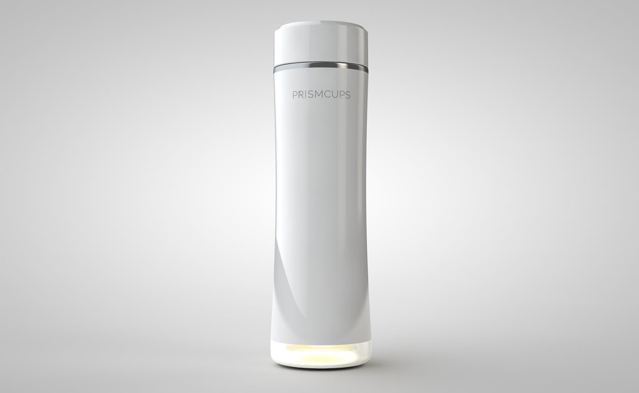 Prismcups Smart Drink Analyzing Tumbler