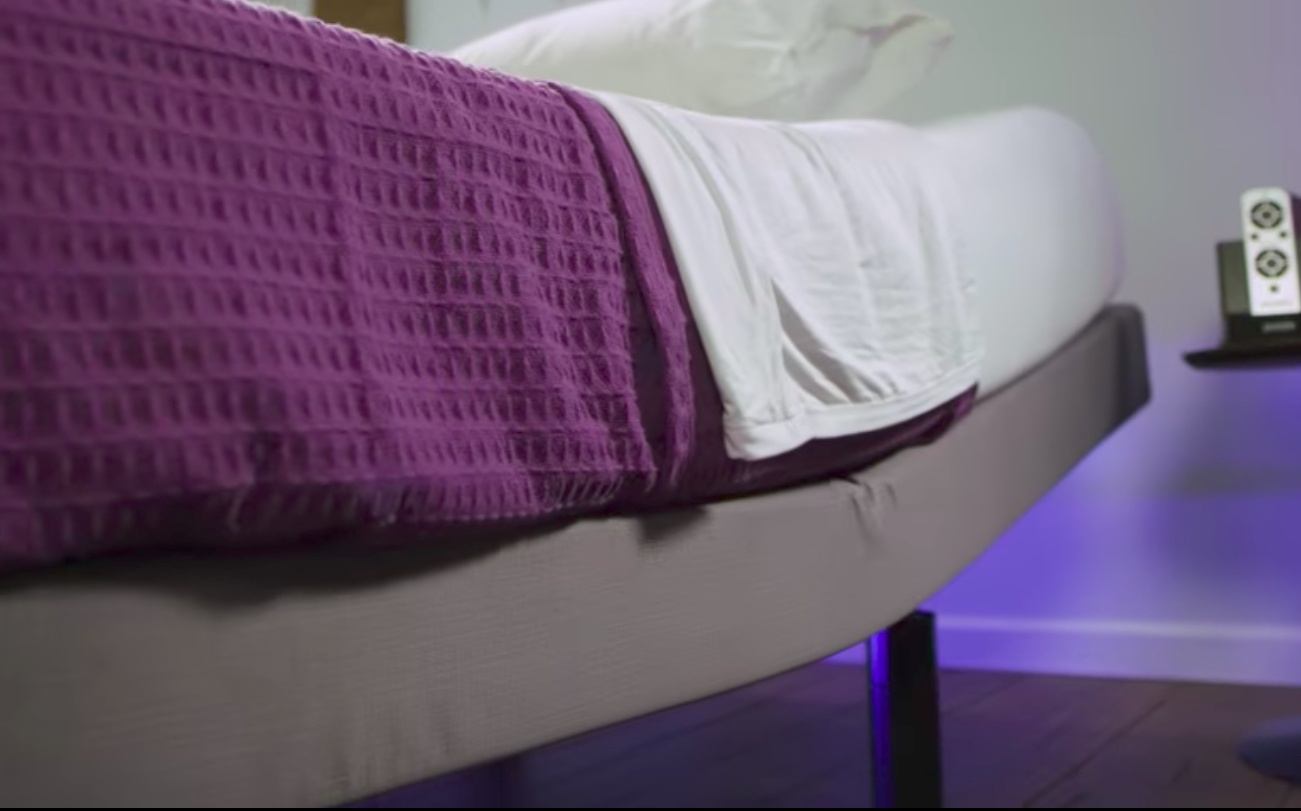 Purple PowerBase Adjustable Mattress Base