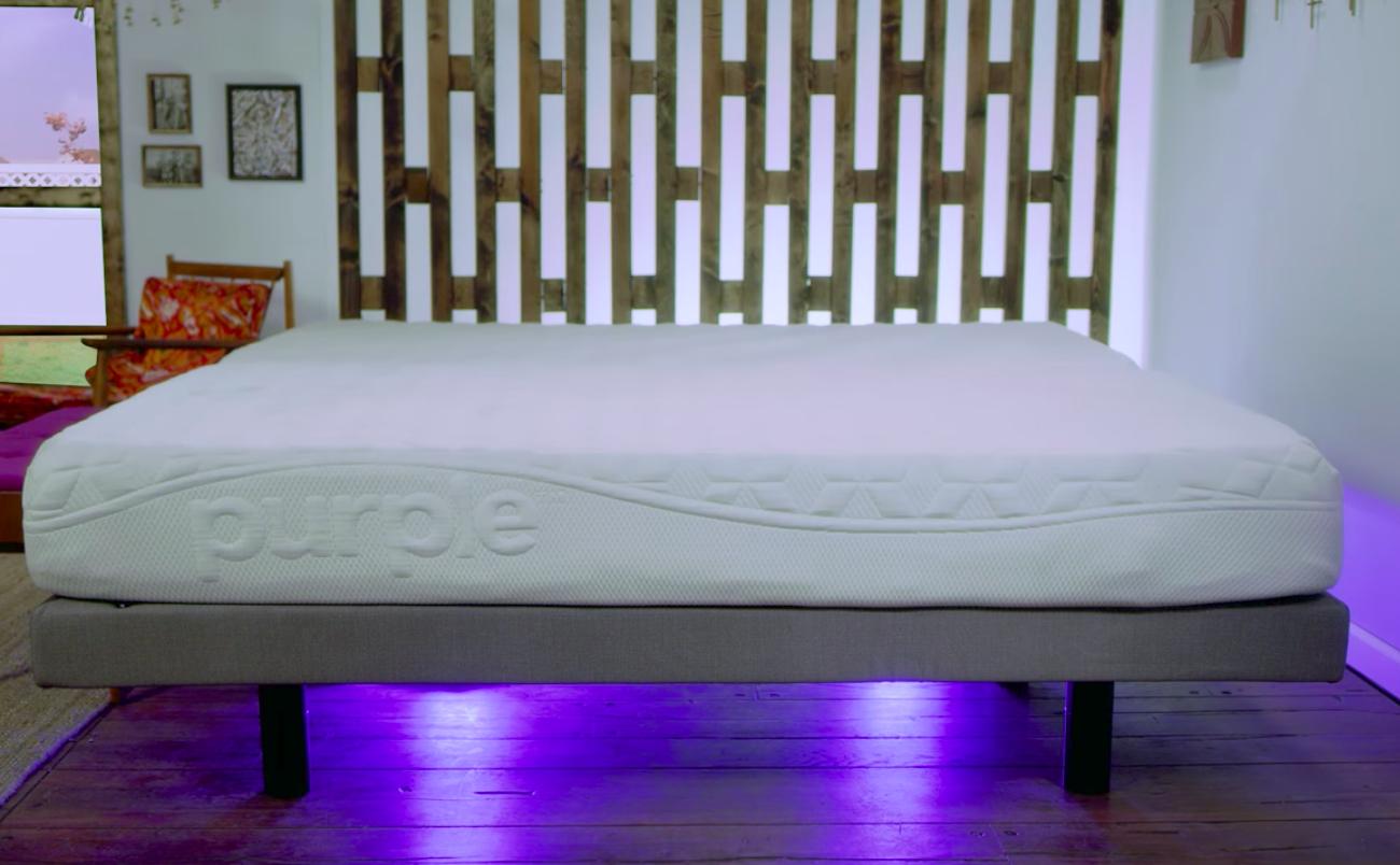 purple powerbase adjustable mattress base - Adjustable Mattress Base