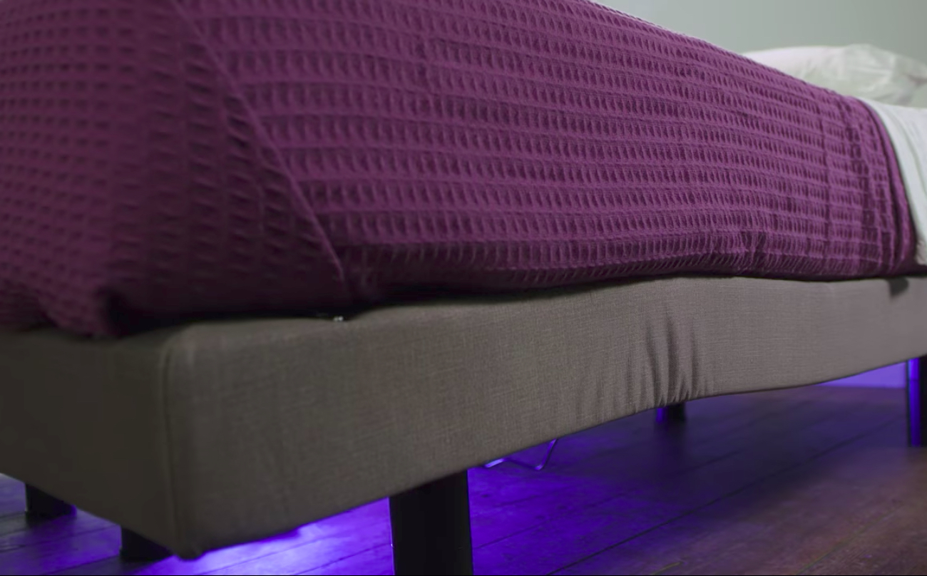 Purple Powerbase Adjustable Mattress Base 187 Gadget Flow