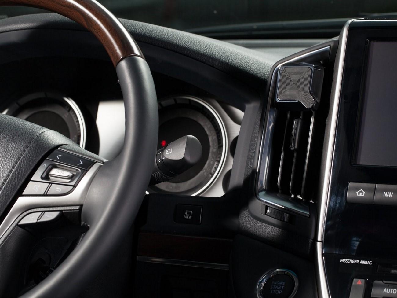 QLYX Intelligent Smartphone Car Mount