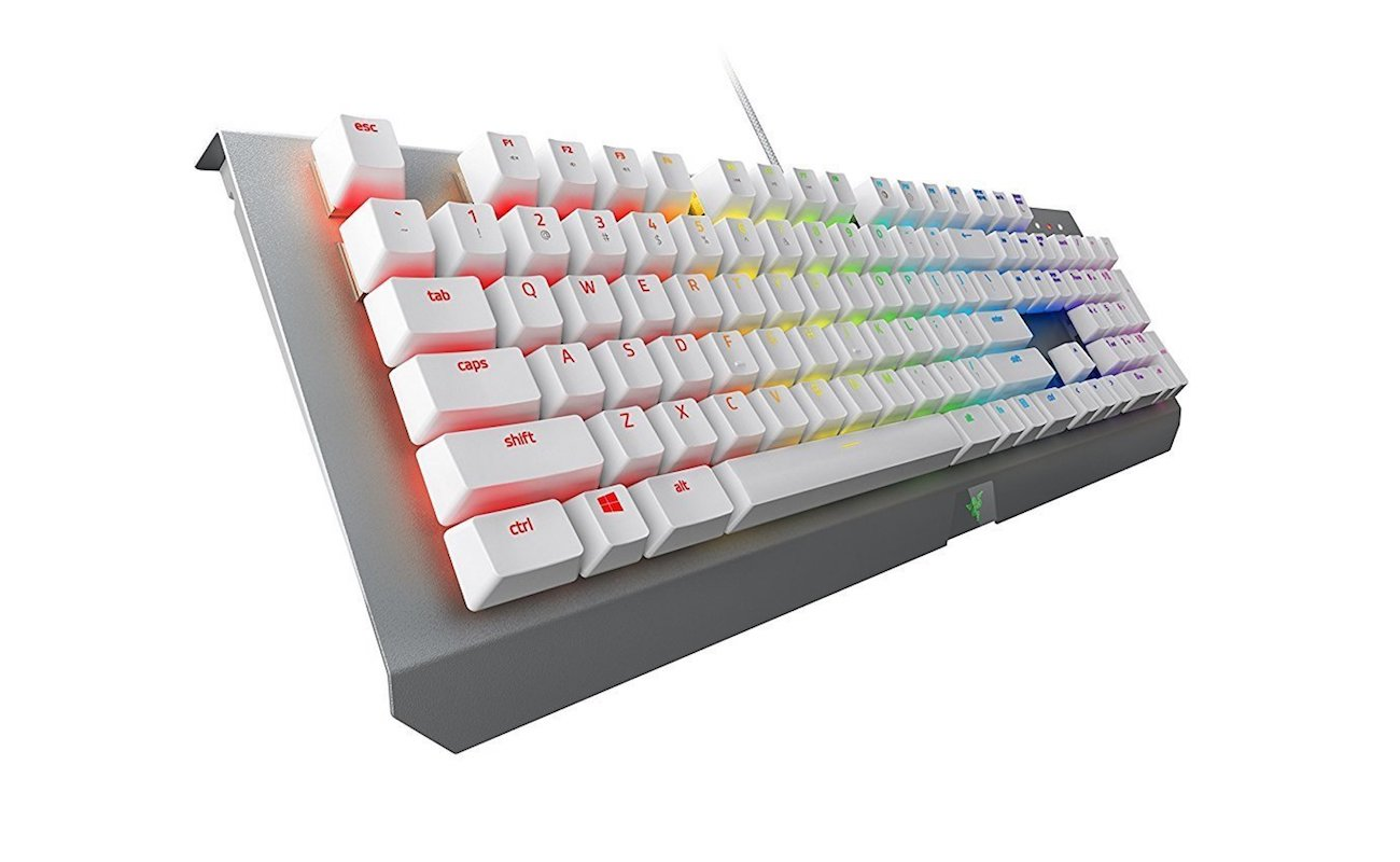 Razer BlackWidow X Chroma Gaming Keyboard
