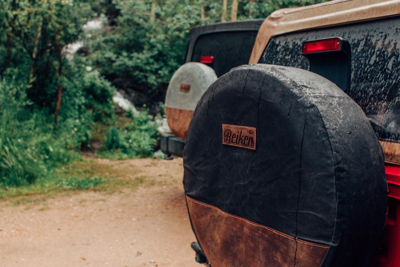 Reiken Ultra Durable Tire Covers
