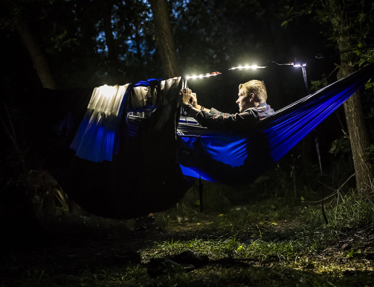 SHEL Ultralight Hammock Shelter