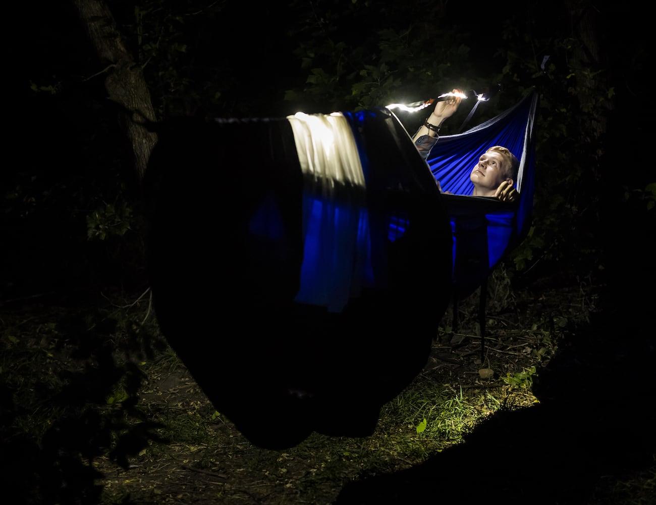 SHEL Ultralight Hammock Shelter