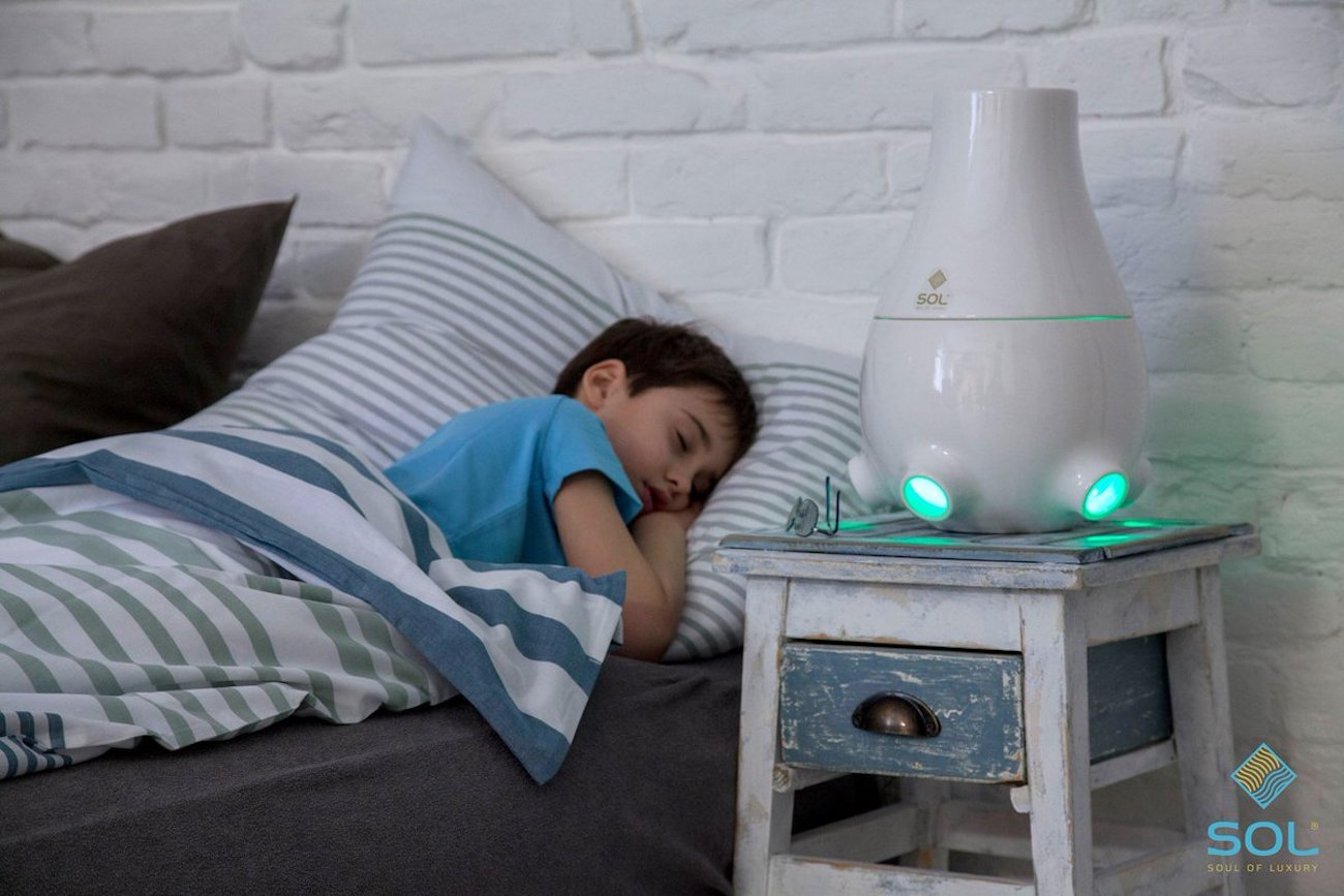 SOL-ONE Smart Air Care Device