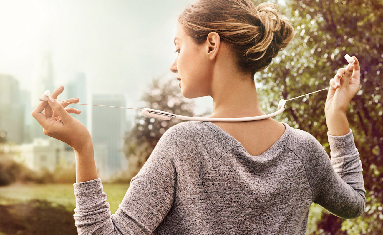 Samsung U Flex Bluetooth In-Ear Headphones