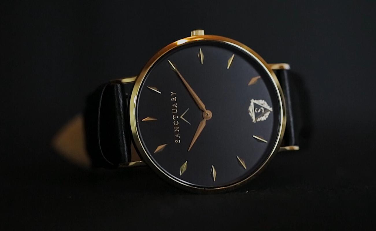 Sanctuary Ultra Thin Minimalist Watches