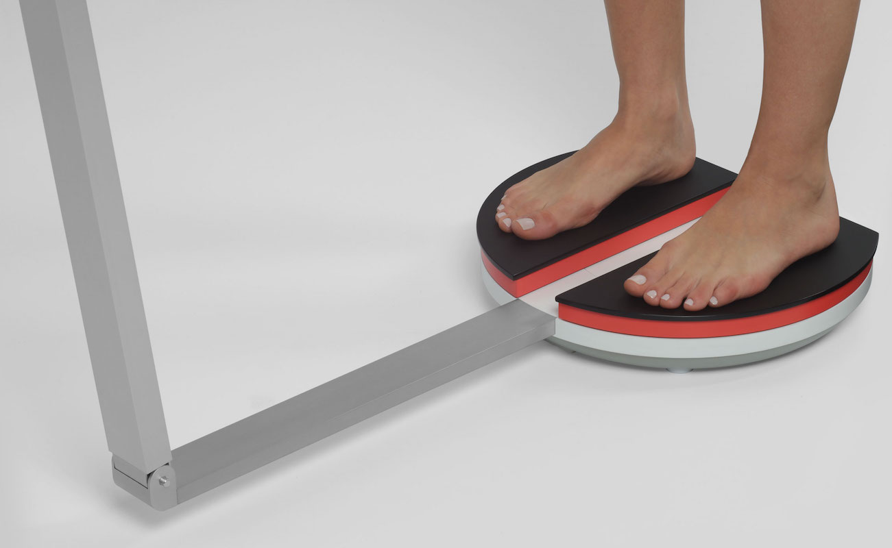ShapeScale 3D Body Scan Fitness Scale