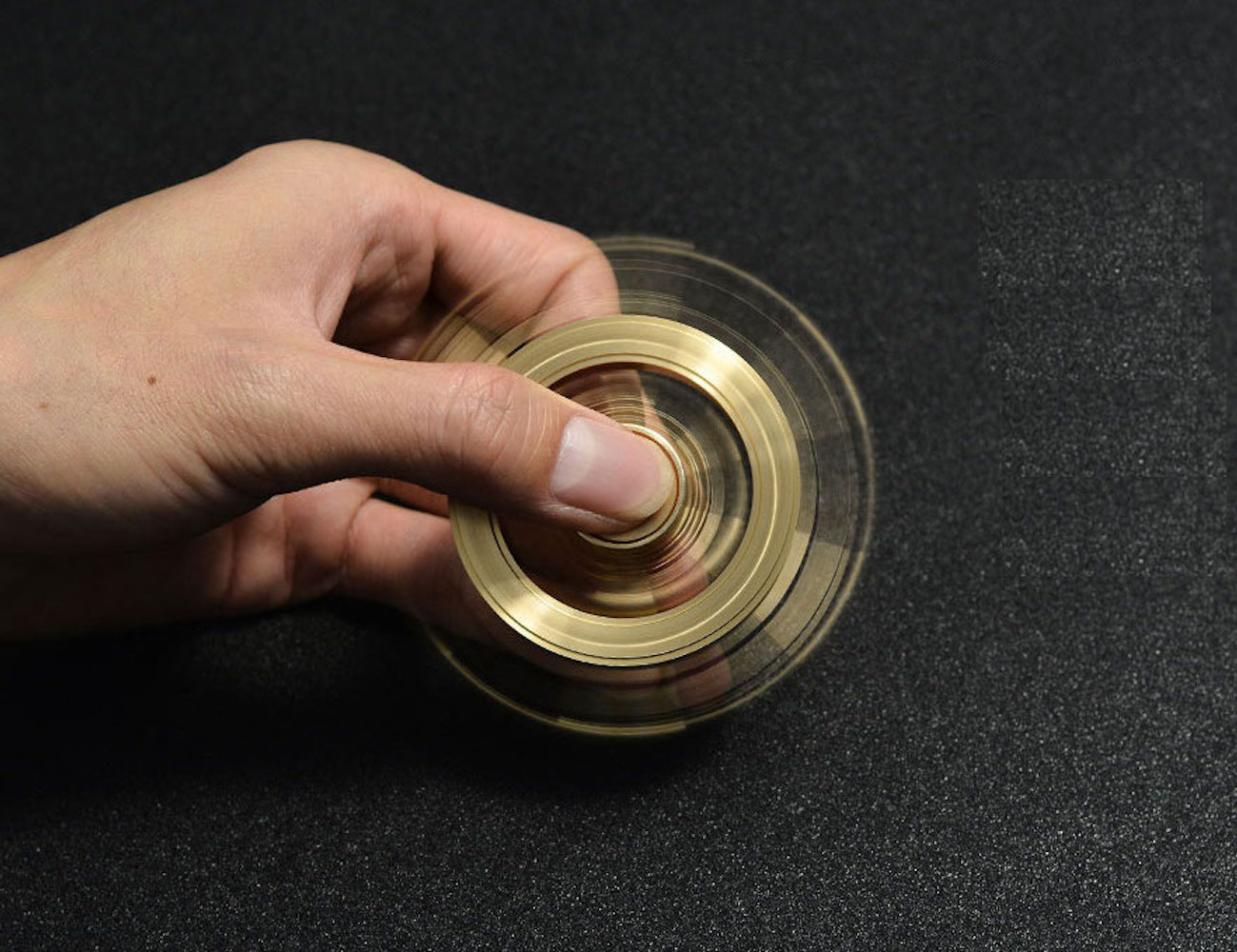 Ship Wheel High-Speed Fidget Spinner