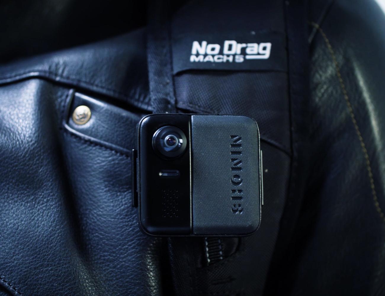 Shonin Streamcam Compact Wearable Camera