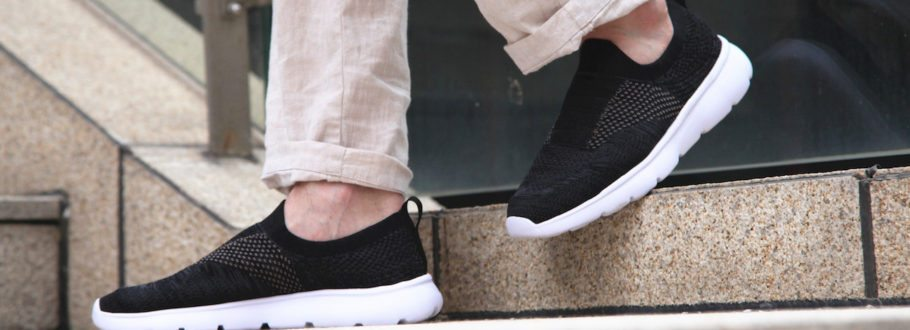 Get Happy Feet with the Innovative Silverletic Sneakers
