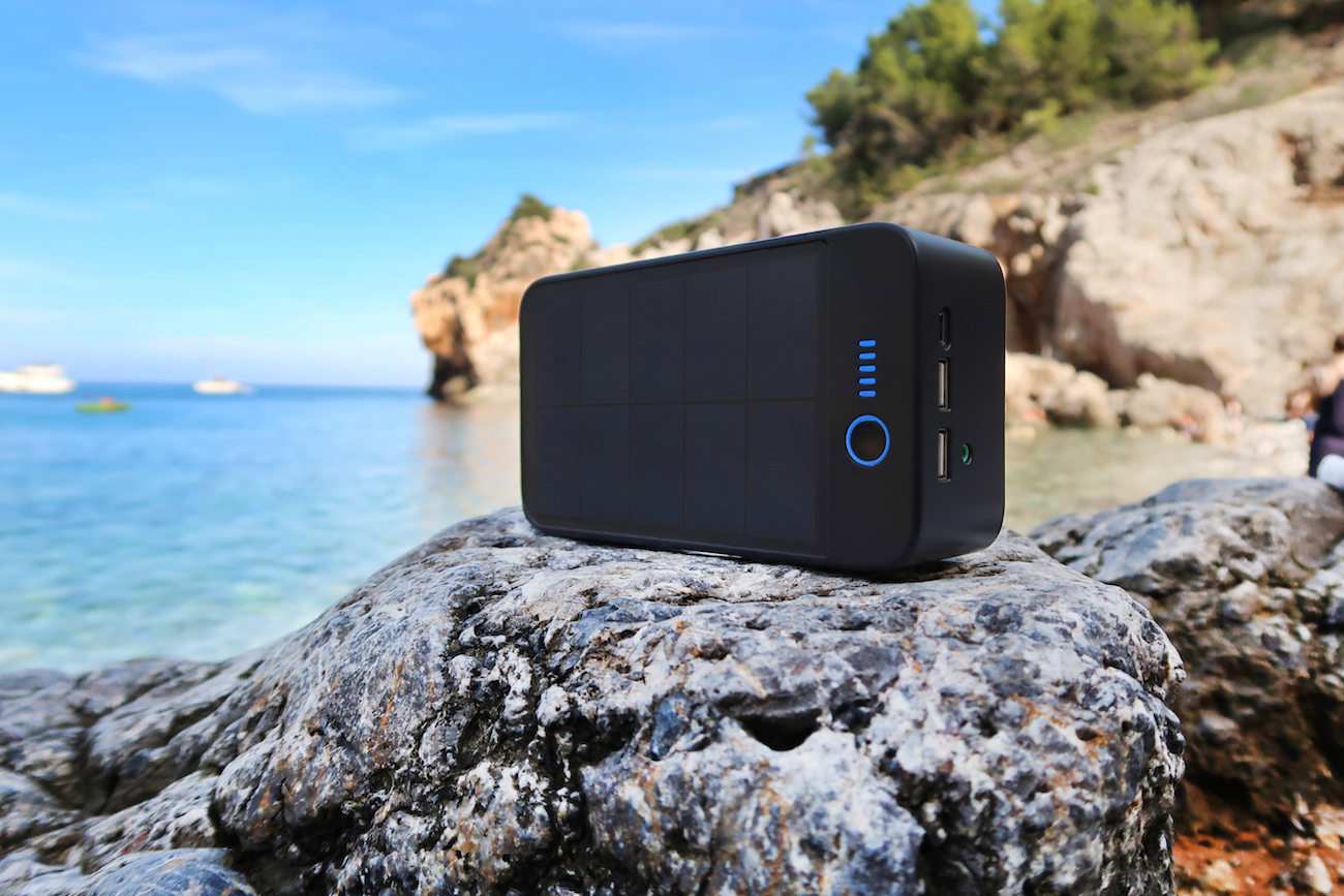 Solgaard Solarbank 3-in-1 Speaker System