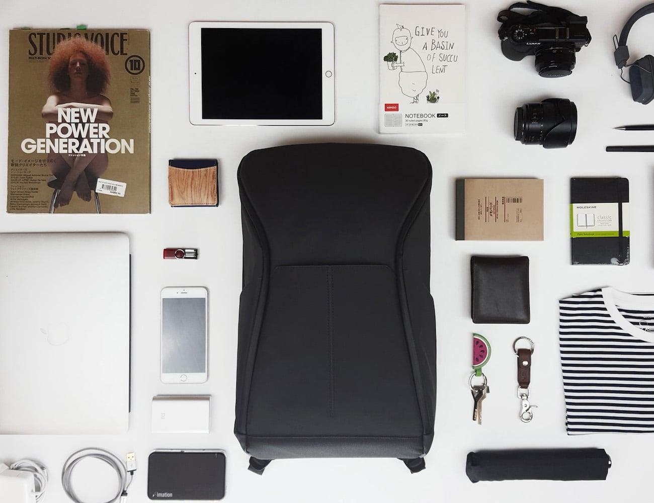 Sopin Backpack – The Urban Navigator
