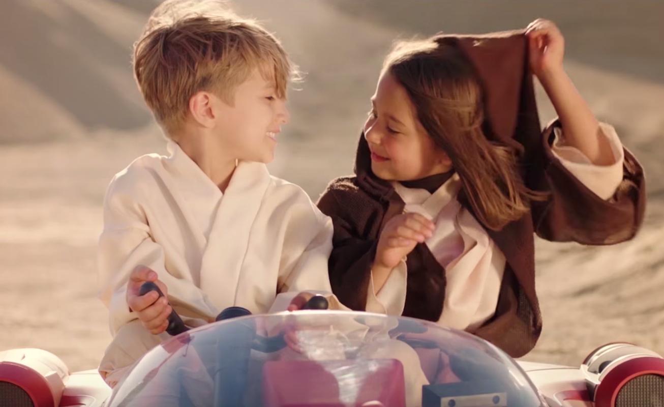 Star Wars Luke Skywalker Landspeeder