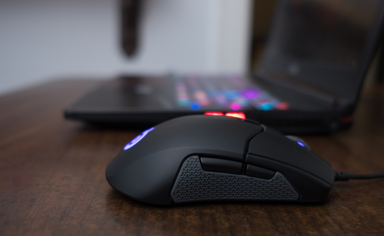 Steelseries Sensei 310 Ambidextrous Gaming Mouse Gadget Flow