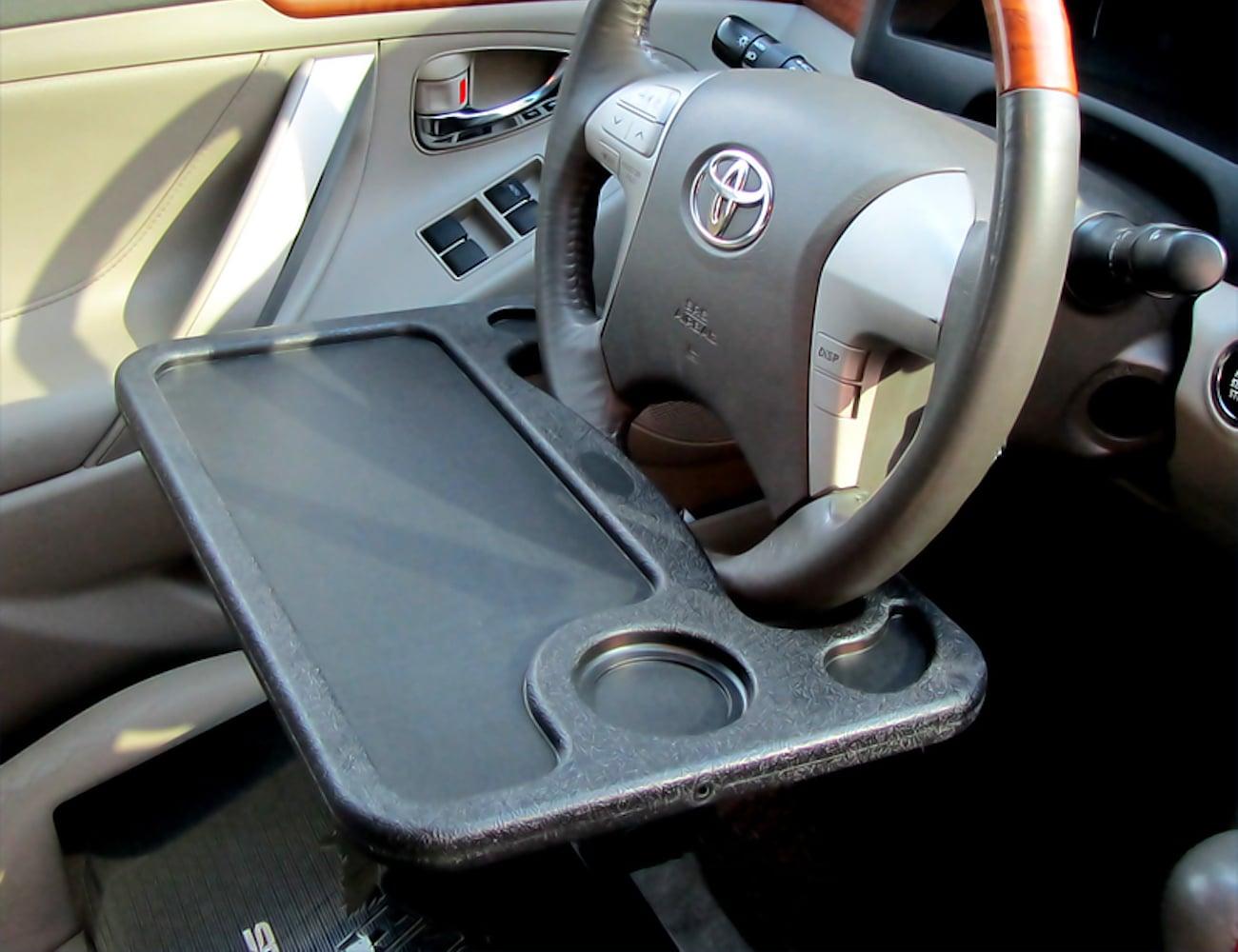 Steering Wheel Car Tray