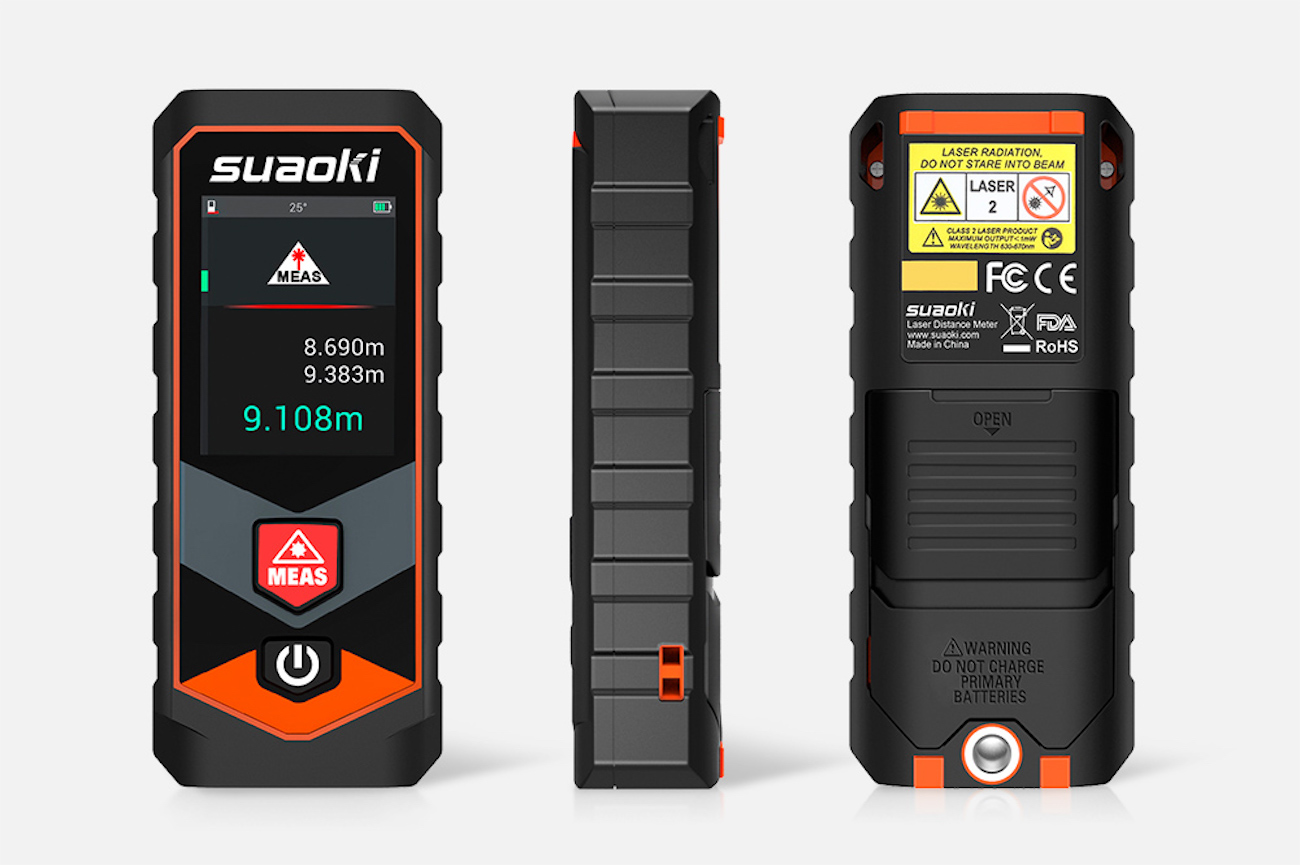 Suaoki P7 Digital Laser Measurer