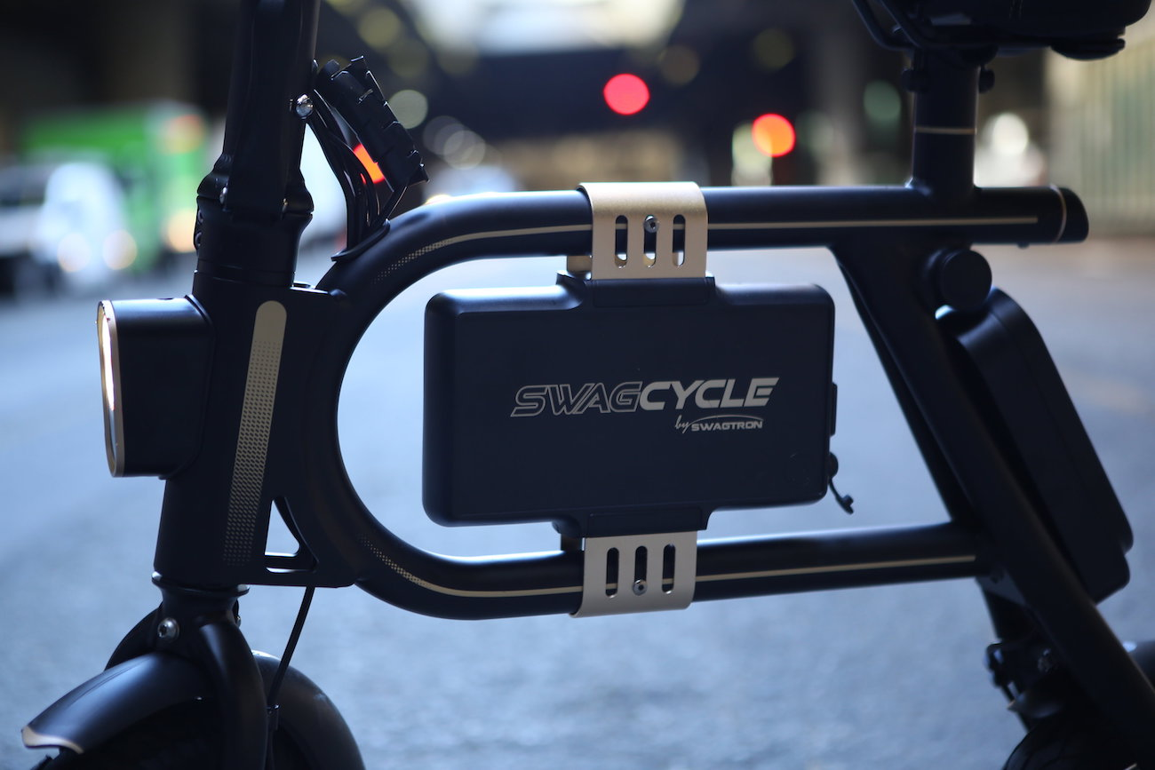 SwagCycle Folding Electric Bicycle