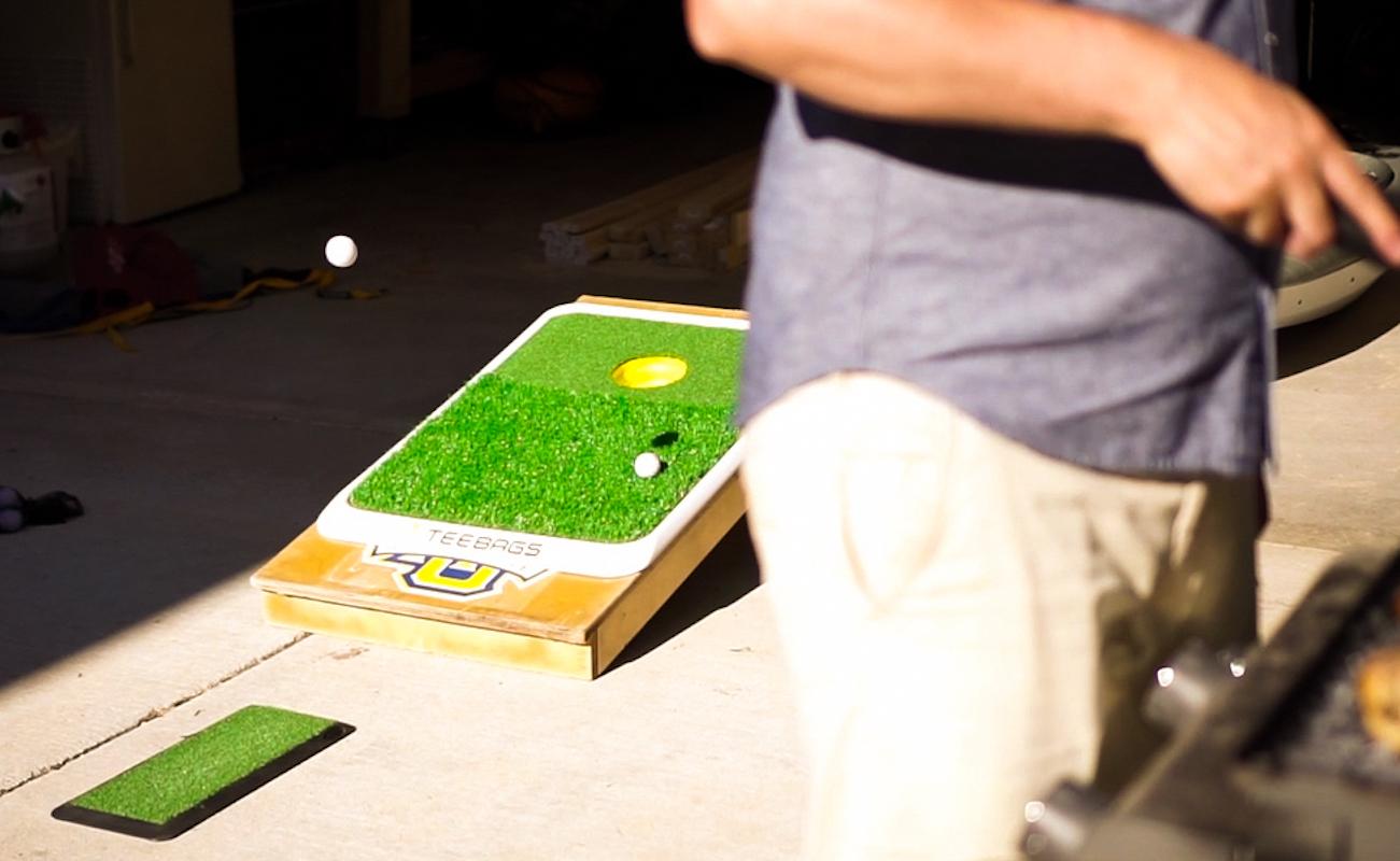 TeeBags Golf Backyard Game