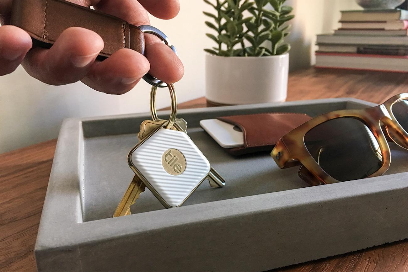 Tile Pro Series Bluetooth Tracker Device 187 Gadget Flow