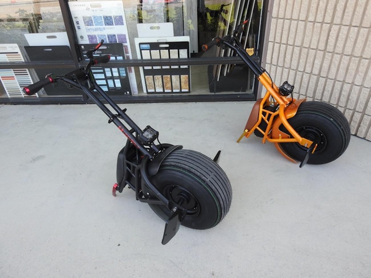 Uno Bolt Gyro Force E-Unicycle