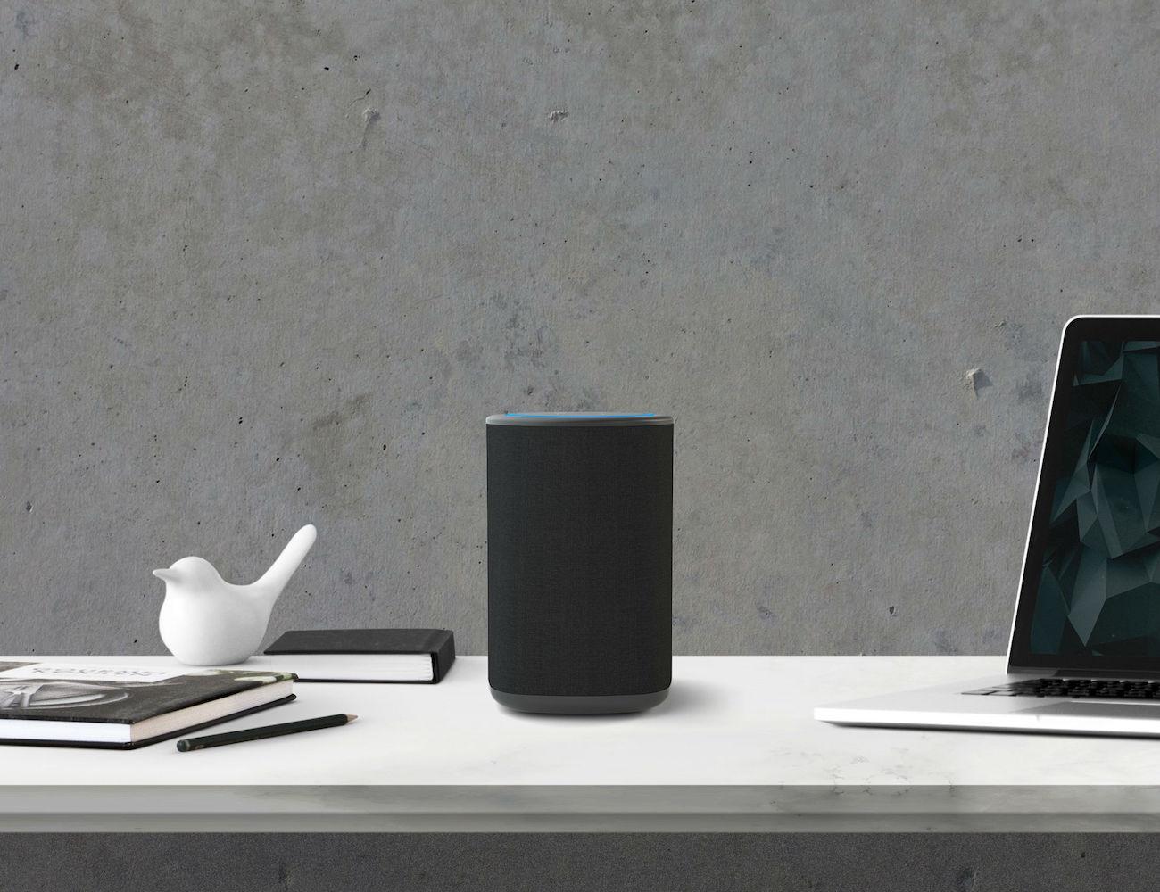 VAUX Portable Amazon Echo Dot Battery Speaker