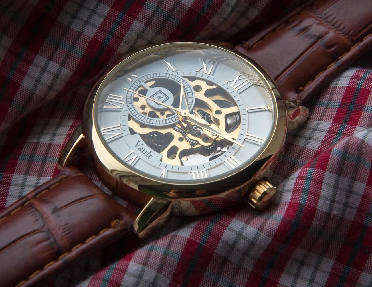Vault 2017 Luxury Men's Watches