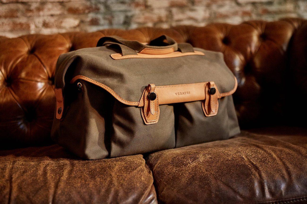 Vesatri Signature Weekend Duffel Bag