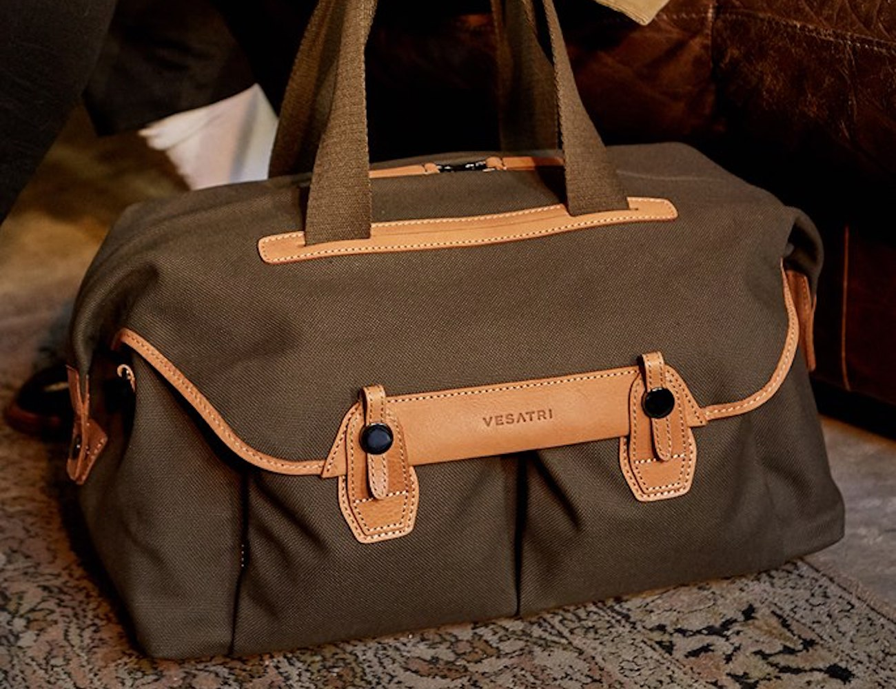 Vesatri Signature Weekend Duffel Bag