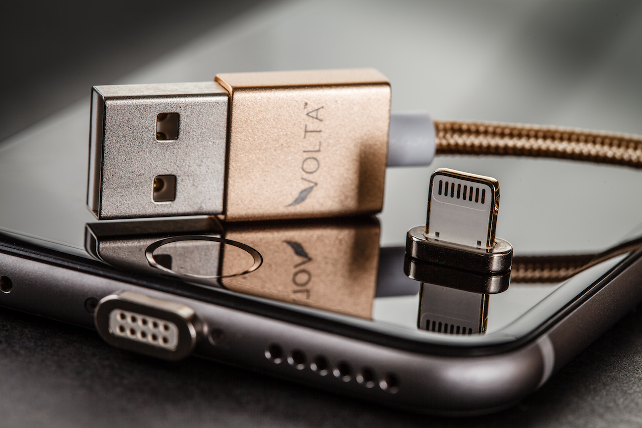 Volta Cross-Device Magnetic Charging Cable