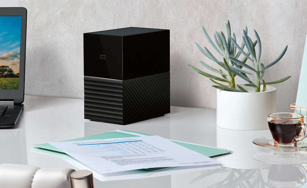 WD+My+Book+Duo+External+Storage+Device