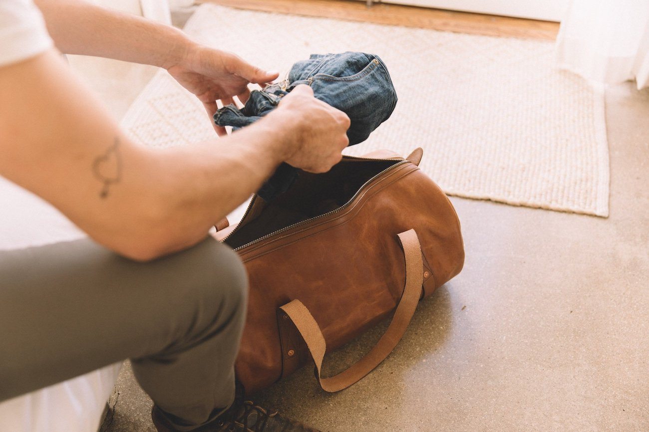 Whipping Post '51 Gym Bag