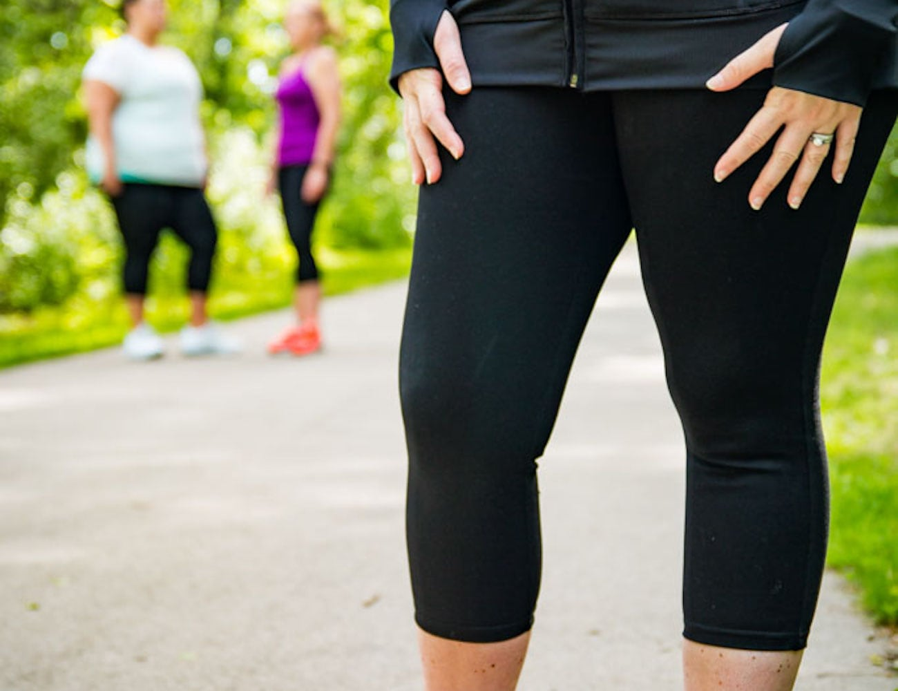 Woest Ultra Comfortable Workout Capris