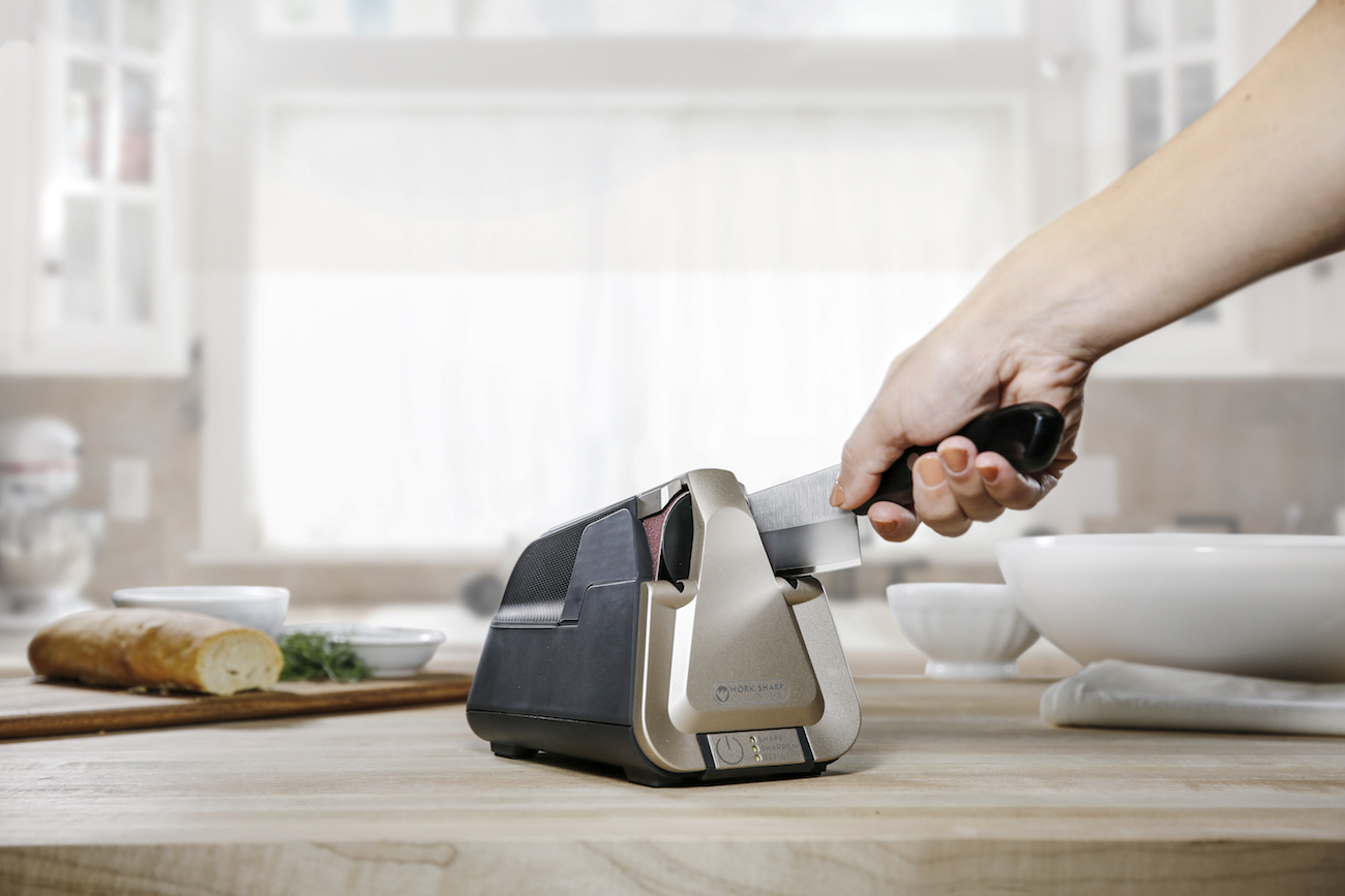 Work Sharp Culinary E5 Electric Knife Sharpener