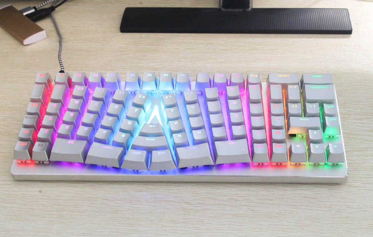 X-Bows Mechanical Ergonomic Keyboard