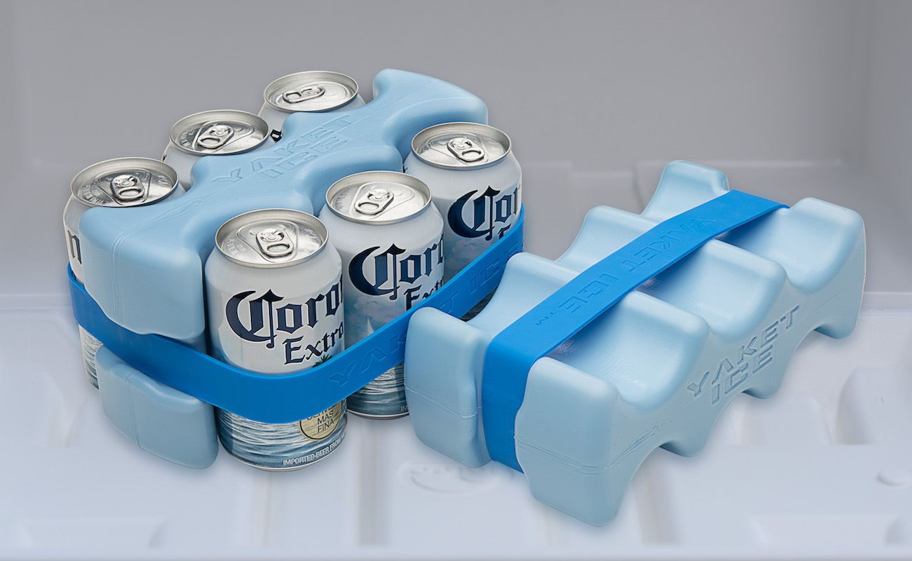 YACKET ICE Innovative Beverage Ice Pack
