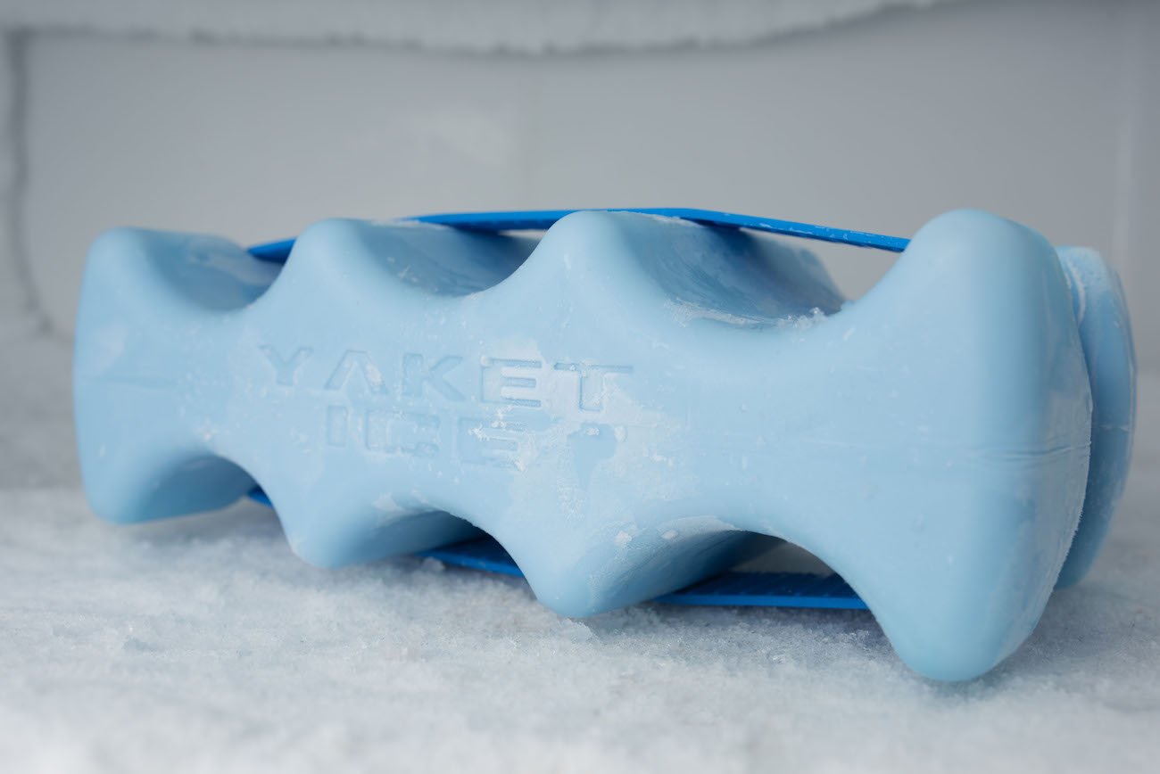 YACKET ICE Innovative Beverage Ice Pack