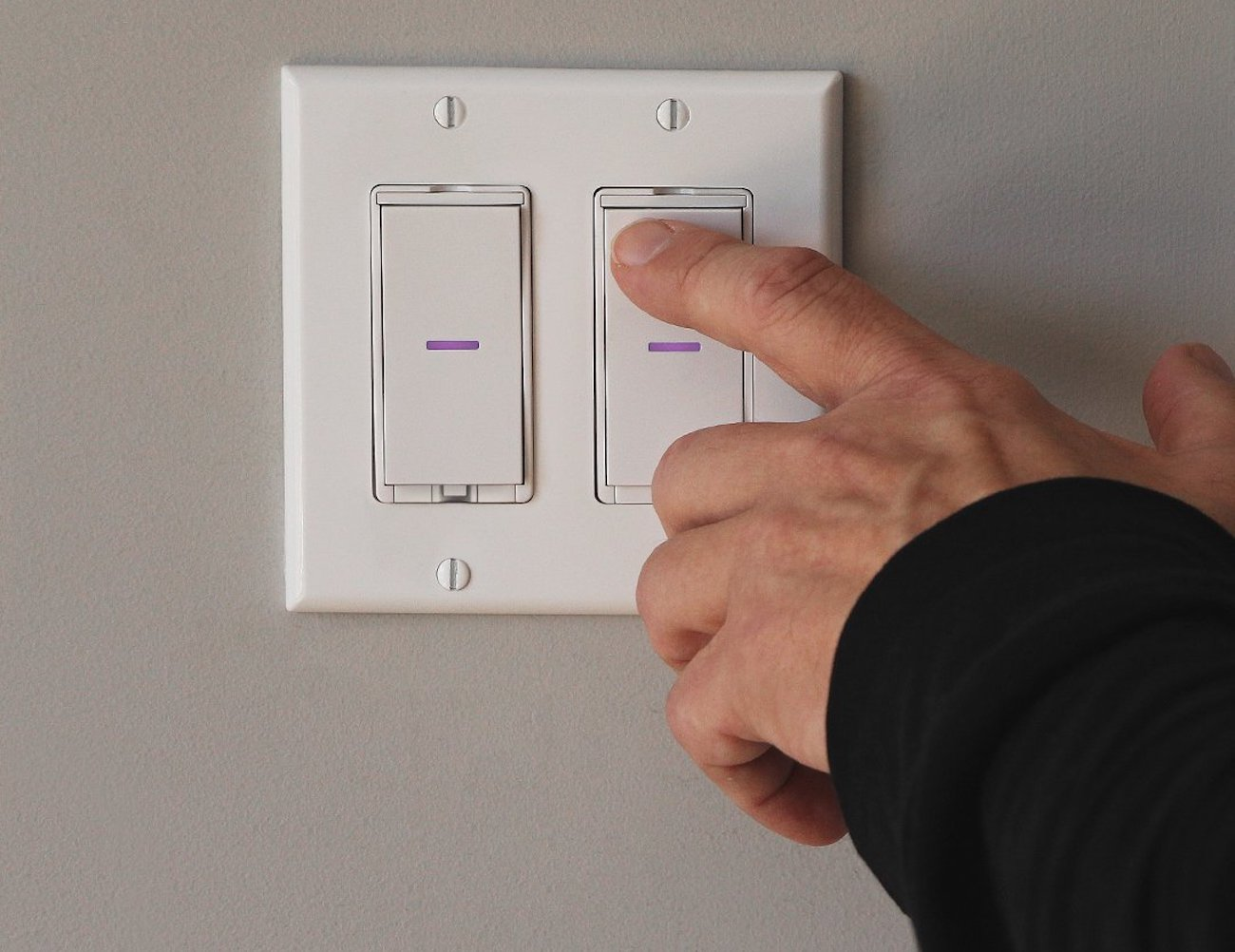 iDevices Smart Wi-Fi Dimmer Switch
