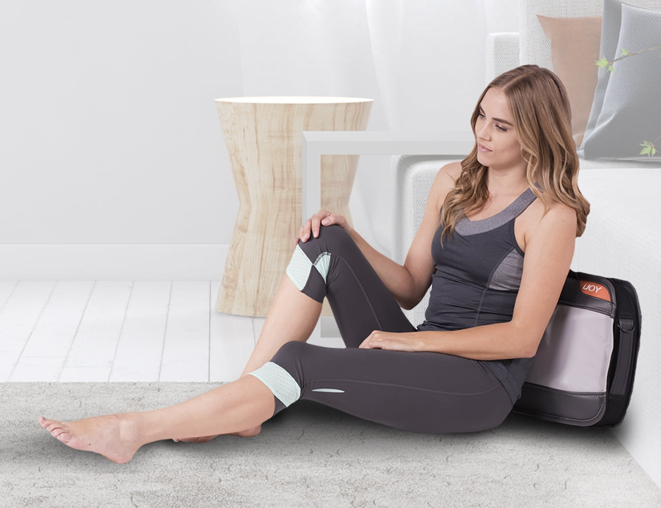 iJoy Massage Anywhere Portable Deep Tissue Massager