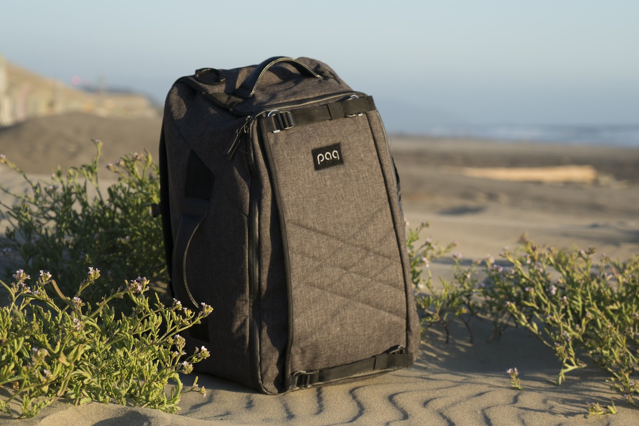 Paq Is the Most Versatile Travel Bag on Earth