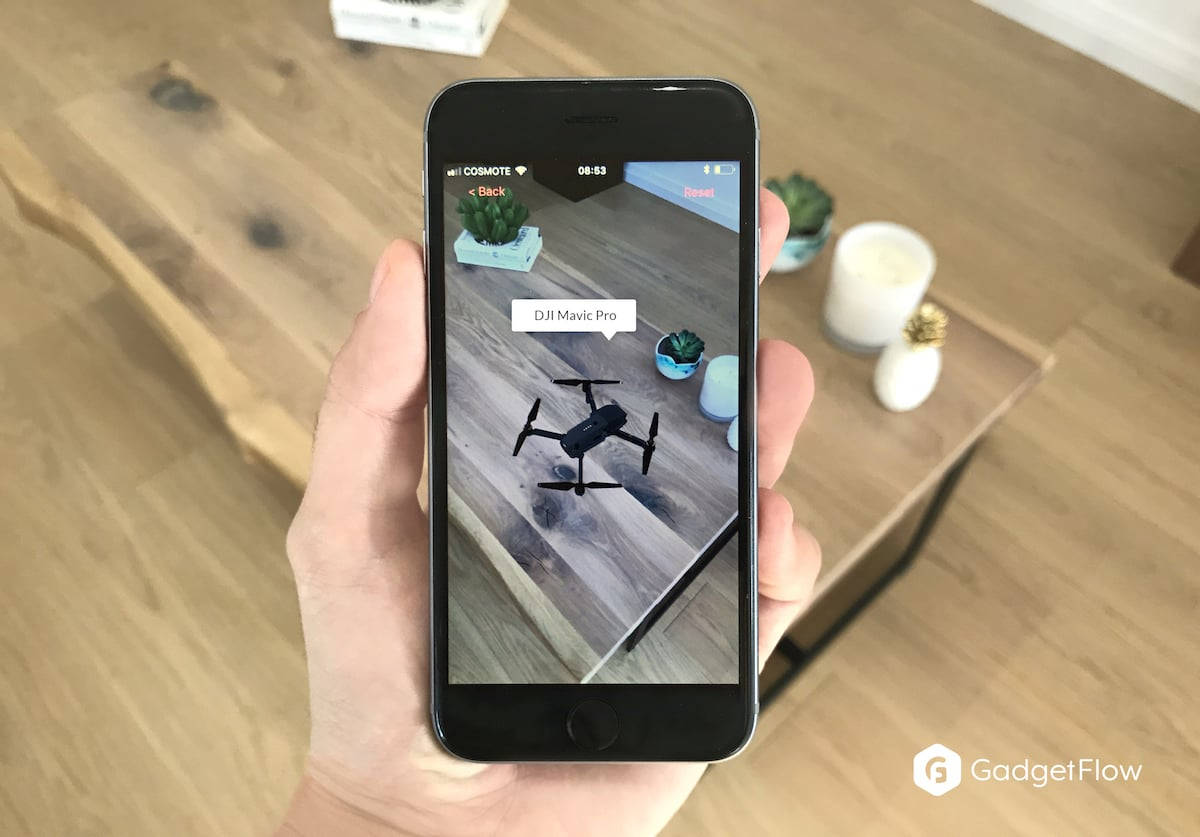 Introducing Gadget Flow AR – View and Interact with Products in Augmented Reality