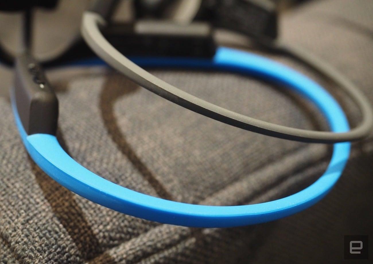 AfterShokz Trekz Air Bone Conduction Headphones